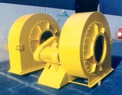 Industrial Exhausters
