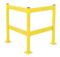 Modular Protective Barrier