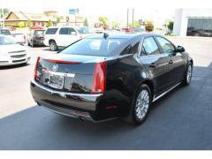Car 2010 Cadillac CTS 3.0L V6