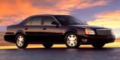 Car  2002 Cadillac DeVille 4dr Sdn