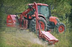 Bush Hog® Boom Mowers
