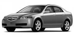 Car 2005 Acura TL AT Navigation System