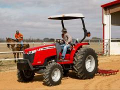 Compact Tractors 1600 Series 30 - 60 hp