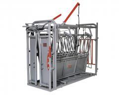 XL Automatic Heavy Duty Chute / Cattle Crush