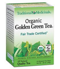 Organic Golden Green Tea®