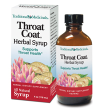 Throat Coat® Herbal Syrup