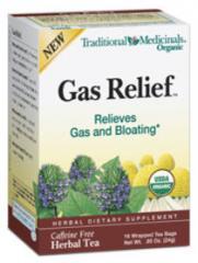 Organic Gas Relief® Teas