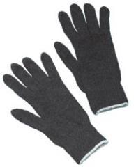 Cotton Gray Econ String Glove Model 14412