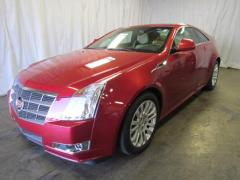 Car 2011 Cadillac CTS Premium Coupe
