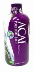 Tropical Oasis Acai 100% Pure 32oz