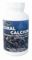 Tropical Oasis Coral Calcium (120 Caplets)