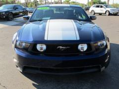 Car 2011 Ford Mustang GT Premium