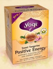 Sweet Tangerine Positive Energy™ Tea