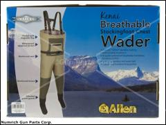 Allen Kenai Men's Stockingfoot Chest Waders
