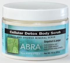Cellular Detox Body Scrub