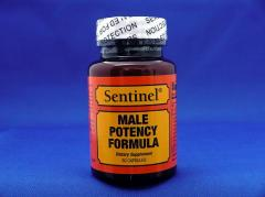 Male Potency Formula