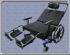 Bariatric RAM Adult Recline and Mobility Chair
