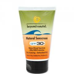 Natural Sunscreen SPF 30+