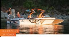 Tigé RZ4 Boat