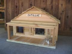 Catillac Cat House