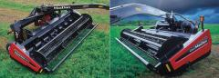 A Series Mower Conditioner Pull-Types