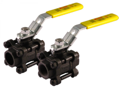 Ball Valves – Carbon
