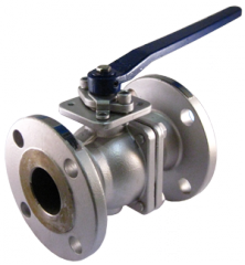 Ball Valves – Flanged