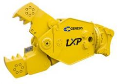 LXP® with Concrete Cracker Jaw