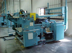 """Zerand Double Stacker 55"""" Wide 4' Delivery"""