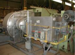 Blower/Burner Maxson Gas 2.5mm Btu W/60 Hp Fan