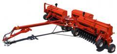 Trailed seed drill min till FGD 5200-30