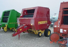 1991 New Holland 660 Baler/Round
