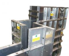 Adjustable Offset/Pilaster Forms