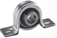 Ball Bearing, Pressed Steel Housing,