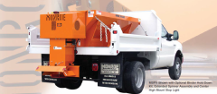 PV 8' Pickup Mild Steel V Box Spreader