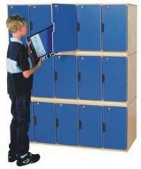 Locking Lockers,  CW522
