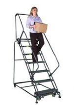 50º Slope Walk Down Ladders
