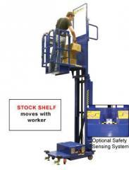 Power Stocker Lift