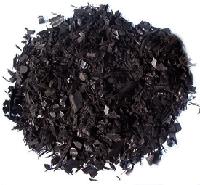 Premium Black Rubber Mulch