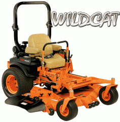 The Scag Wildcat™ - an Outstanding Grass Cutting