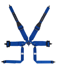 Willans Silverstone 6 Single Seater Safety Harness