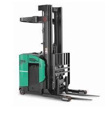 3,000 - 4,500 lb. Capacity Electric Reach Truck
