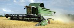 Fendt Combine Harvesters