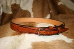 Saddle Tan Ranger Gun Belt