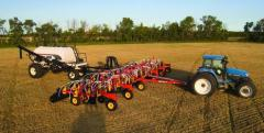 8910 Floating Hitch Cultivator