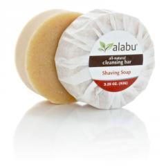 Second - Shaving Goat Milk Soap