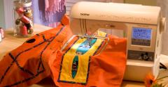 Innov-ís 1250D combination sewing and embroidery