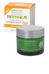 Purple Carrot + C Luminous Night Cream