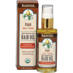Argan Hair Oil for Dry & Damaged Hair