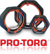 Pro-Torq® Axle Spindle Nuts
